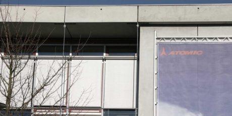 Verwaltungs und Servicegebäude Neuried