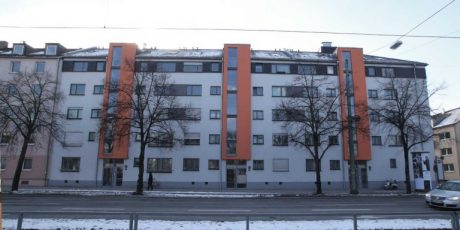 Wohnbebauung DAC München