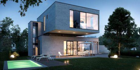 rendering_einfamilienhaus_kubus_luxus_villa_gräfelfing_München