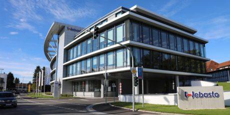 Bürogebäude Webasto Stockdorf