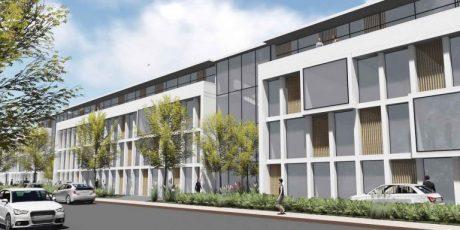 rendering hotel