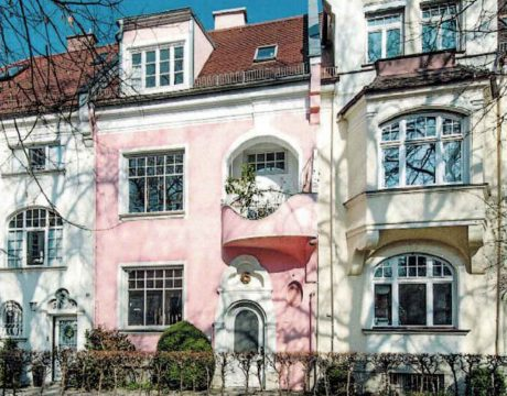 sanierung nymphenburg reihenhaus