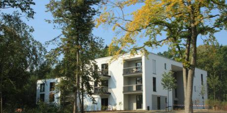 Wohnbebauung für Benedictus Krankenhaus Feldafing
